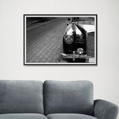 Ezposterprints - Headlight - 24x16 ambiance display photo sample