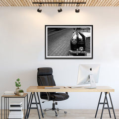 Ezposterprints - Headlight - 36x24 ambiance display photo sample
