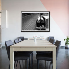 Ezposterprints - Headlight - 48x32 ambiance display photo sample