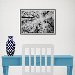 Ezposterprints - Looking Up - 18x12 ambiance display photo sample