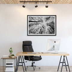 Ezposterprints - Looking Up - 36x24 ambiance display photo sample
