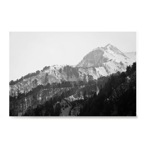 Ezposterprints - Snowy Mountain