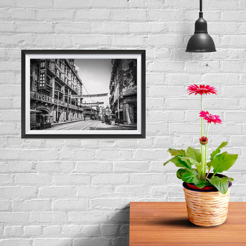Ezposterprints - Urban View - 12x08 ambiance display photo sample