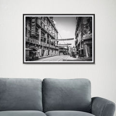 Ezposterprints - Urban View - 24x16 ambiance display photo sample