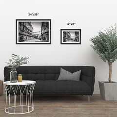 Ezposterprints - Urban View ambiance display photo sample