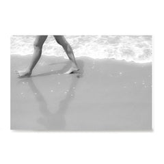 Ezposterprints - Walking On The Sand