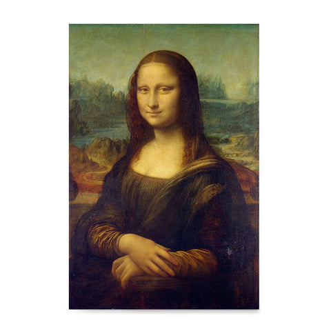 Leonardo da Vinci - Mona Lisa Reproduction