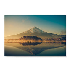 Ezposterprints - Mt Fuji at Dusk