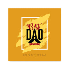 Ezposterprints - Best Dad Ever | Father's Day Posters