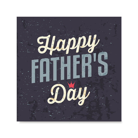 Ezposterprints - Happy Father's Day | Father's Day Posters