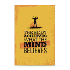Ezposterprints - Mind | Gym Inspiration Motivation Quotes