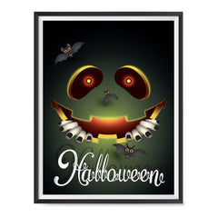 Ezposterprints - Happening Now Halloween Poster ambiance display photo sample