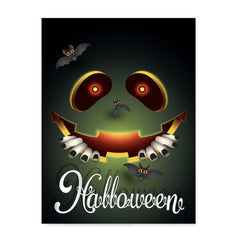 Ezposterprints - Happening Now Halloween Poster