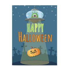 Ezposterprints - They're Out There Halloween Poster