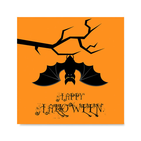 Ezposterprints - Big Bat Halloween Poster