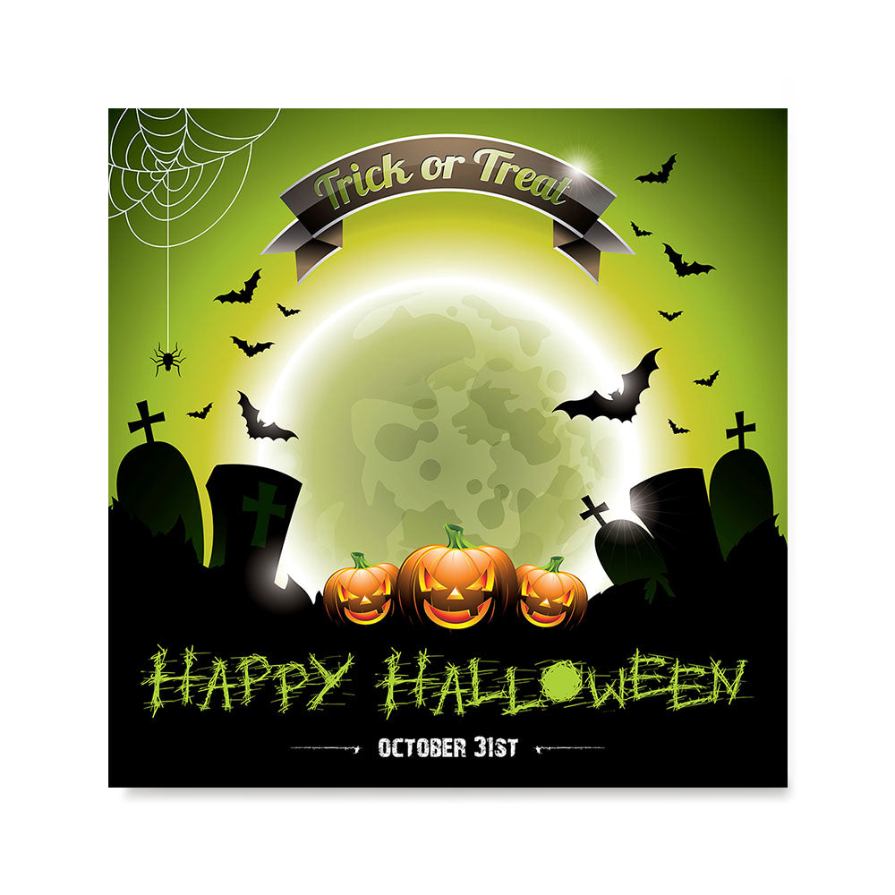 Ezposterprints - Trick or Treat Halloween Poster
