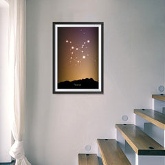 Ezposterprints - Horoscope Posters: Taurus - 16x24 ambiance display photo sample