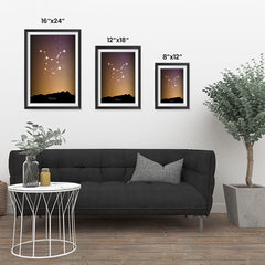 Ezposterprints - Horoscope Posters: Taurus ambiance display photo sample