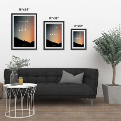 Ezposterprints - Horoscope Posters: Gemini ambiance display photo sample