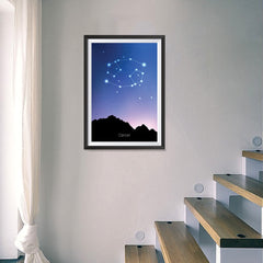Ezposterprints - Horoscope Posters: Cancer - 16x24 ambiance display photo sample
