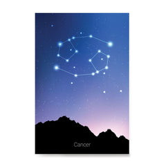 Ezposterprints - Horoscope Posters: Cancer