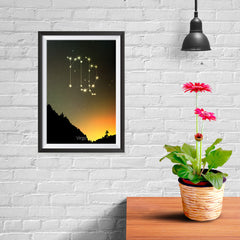 Ezposterprints - Horoscope Posters: Virgo - 08x12 ambiance display photo sample