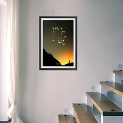 Ezposterprints - Horoscope Posters: Virgo - 16x24 ambiance display photo sample