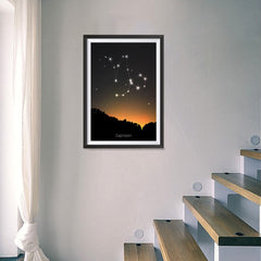 Ezposterprints - Horoscope Posters: Capricorn - 16x24 ambiance display photo sample