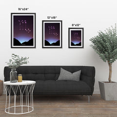 Ezposterprints - Horoscope Posters: Scorpio ambiance display photo sample