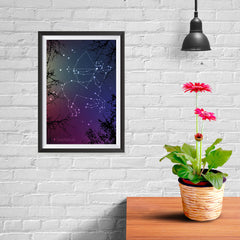Ezposterprints - Horoscope Posters: Sagittarius - 08x12 ambiance display photo sample