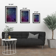 Ezposterprints - Horoscope Posters: Sagittarius ambiance display photo sample