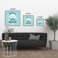 Ezposterprints - If You Can Dream It You Can Do It ambiance display photo sample