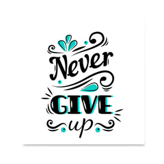Ezposterprints - Never Give Up