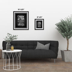 Ezposterprints - To-Do a Common Thing Uncommonly ambiance display photo sample
