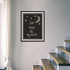 Ezposterprints - 2am Knows All My Secrets - 18x24 ambiance display photo sample