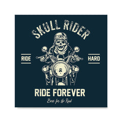 Ezposterprints - Ride Hard Skull Riders