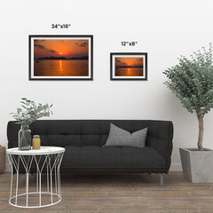 Ezposterprints - Mountain ambiance display photo sample