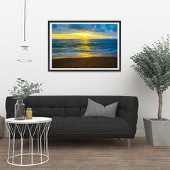 Ezposterprints - Golden - 36x24 ambiance display photo sample