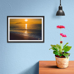 Ezposterprints - Nice Sky - 12x08 ambiance display photo sample