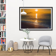 Ezposterprints - Nice Sky - 48x32 ambiance display photo sample