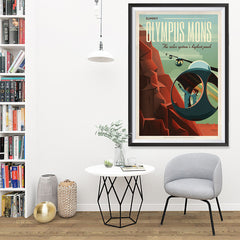 Ezposterprints - Olympus Mons - 32x48 ambiance display photo sample