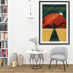 Ezposterprints - Phobos and Deimos - 32x48 ambiance display photo sample