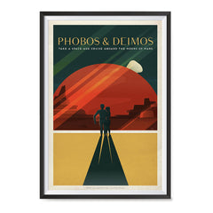 Ezposterprints - Phobos and Deimos ambiance display photo sample