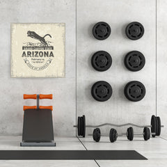 Ezposterprints - Arizona (AZ) State Icon - 32x32 ambiance display photo sample
