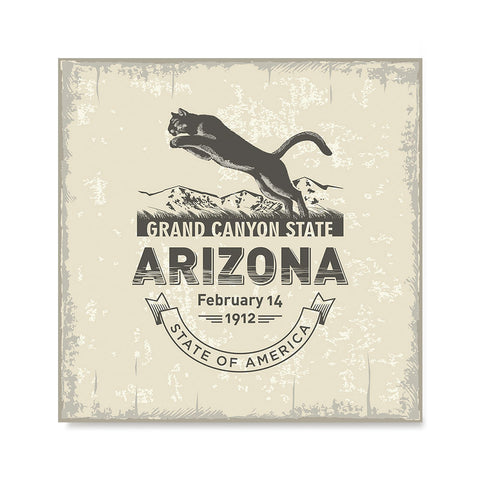 Ezposterprints - Arizona (AZ) State Icon