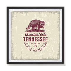 Ezposterprints - Tennessee (TN) State Icon general ambiance photo sample