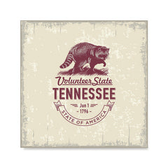 Ezposterprints - Tennessee (TN) State Icon