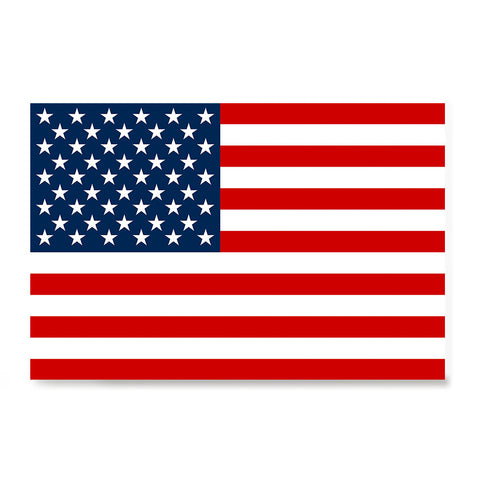 Ezposterprints - Brand New USA Flag Poster