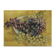 Ezposterprints - Grapes | Van Gogh Art Reproduction