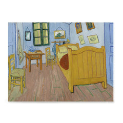 Ezposterprints - The Bedroom | Van Gogh Art Reproduction